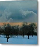 After The Love Is Gone Metal Print