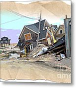 After The Storm 3 Metal Print