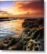 After The Storm Metal Print by Mark Leader