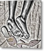 After The Wedding Metal Print by Kellice Swaggerty