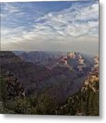 Afternoon At The Canyon Metal Print
