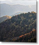 Afternoon On The Mountain Metal Print