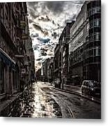 After.the.rain Metal Print