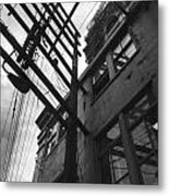 Against All Angles  Metal Print