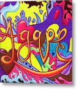 Agape Metal Print by Nancy Cupp