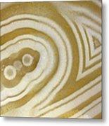 Agate Metal Print