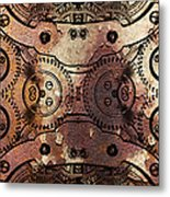Age Of The Machine 20130605rust Long Metal Print