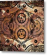 Age Of The Machine 20130605rust Vertical Metal Print