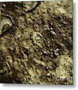 Aged Abstract Metal Print