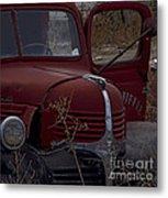 Aging Dodge   #3514 Metal Print