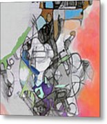 Self-renewal 10d Metal Print