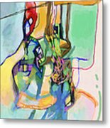Self-renewal 13p Metal Print