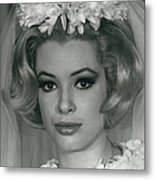 Agnes Spaak Husband Female Thief Metal Print
