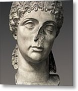 Agrippina The Elder 14bc-33. Prominent Metal Print