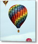Air Balloons  0251 Metal Print