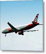 Air Berlin Metal Print