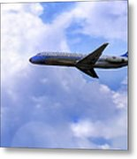 Air Force One - Mcdonnell Douglas - Dc-9 Metal Print by Jason Politte