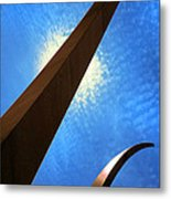 Air Force Trident Metal Print by Mike Flynn