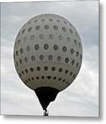 Air Golf  Metal Print