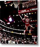 Air Jordan II Metal Print