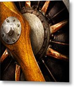 Air - Pilot - You Got Props Metal Print