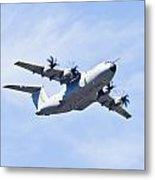 Airbus A400m Metal Print