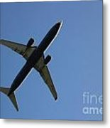 Airplane I Metal Print
