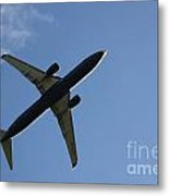 Airplane II Metal Print