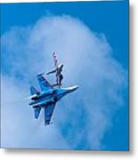Airshow St Petersburg Russia Part 2 Metal Print