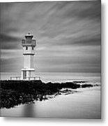 Akranes Lighthouse Metal Print