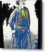Al Seiber Chief Scout Indian Wars No Date 2013 Metal Print