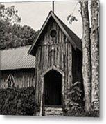 Alabama Country Church 3 Metal Print
