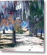 Alabama Fort Jackson Metal Print