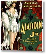 Aladdin Jr Amazon Metal Print
