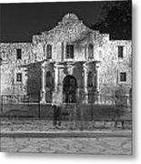 Alamo In Texas  Metal Print