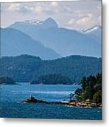 Alaska 0830 Metal Print