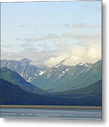 Alaska 16 Metal Print