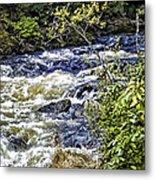 Alaskan Creek - Ketchikan Metal Print