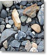 Alaskan Sand II Metal Print