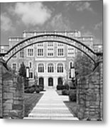 Albany Law School Gate Metal Print