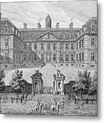 Albemarle House, Formerly Clarendon Metal Print