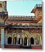 Albert Hall 2 - Jaipur India Metal Print