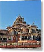 Albert Hall 3 - Jaipur India Metal Print