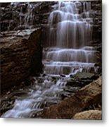 Albion Waterfalls 2 Metal Print