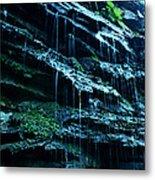 Albion Waterfalls 3 Metal Print