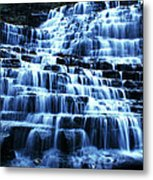 Albion Waterfalls 5 Metal Print