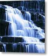 Albion Waterfalls 6 Metal Print