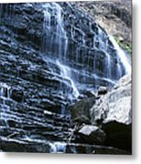 Albion Waterfalls 7 Metal Print