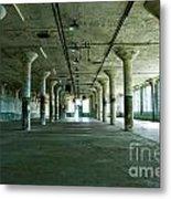 Alcatraz 5 Metal Print by Micah May