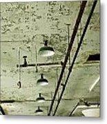 Alcatraz 6 Metal Print